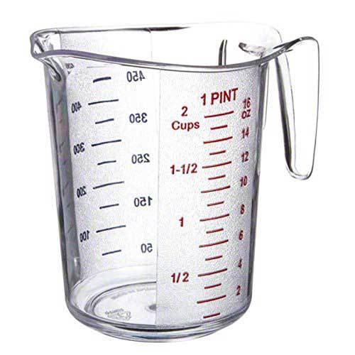 How Many Ounces In a Pint