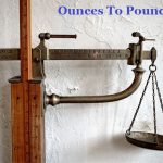 How Many Ounces in a Pound- Full, Quarter, Half { oz to lbs}